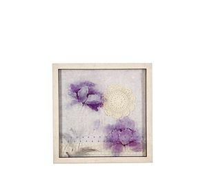 Artoclock - Πίνακας Ξύλινος-Γυάλινος