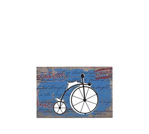 Artoclock - Πίνακας Ξύλινος-Μεταλλικός