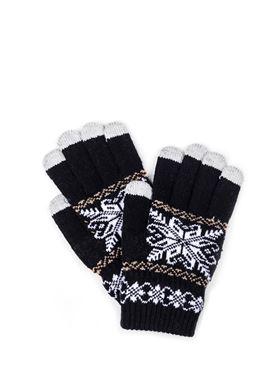 Γυναικεία Πλεκτά Γάντια VQF POLO LINE
