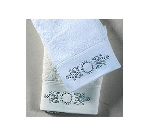 Omega Home & More - Σετ 3 Πετσέτες Pierre Cardin λευκό