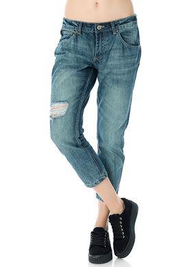 Γυναικείο Παντελόνι PINK WOMAN
