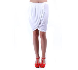 Clearance Alert - Λευκή Φούστα BCBG MAXAZRIA clearance alert   γυναικείες φούστες