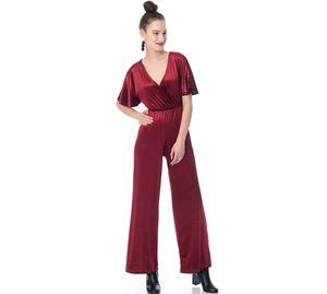 Carefree Style - Γυναικεία Ολόσωμη Φόρμα PINK WOMAN