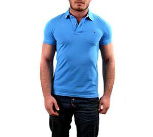 Branded Loungewear - Ανδρική Πόλο Μπλούζα Tommy Hilfiger