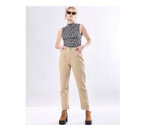 Fashion Vibe - Γυναικείο Παντελόνι PINK WOMAN