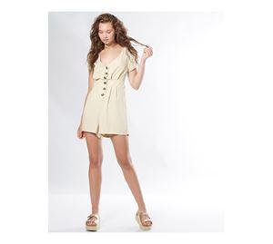 Inspired Style - Γυναικεία Ολόσωμη Φόρμα PINK WOMAN