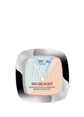 TRUE MATCH HIGHLIGHT POWDER ILLUMINATOR 302.R/C ICY