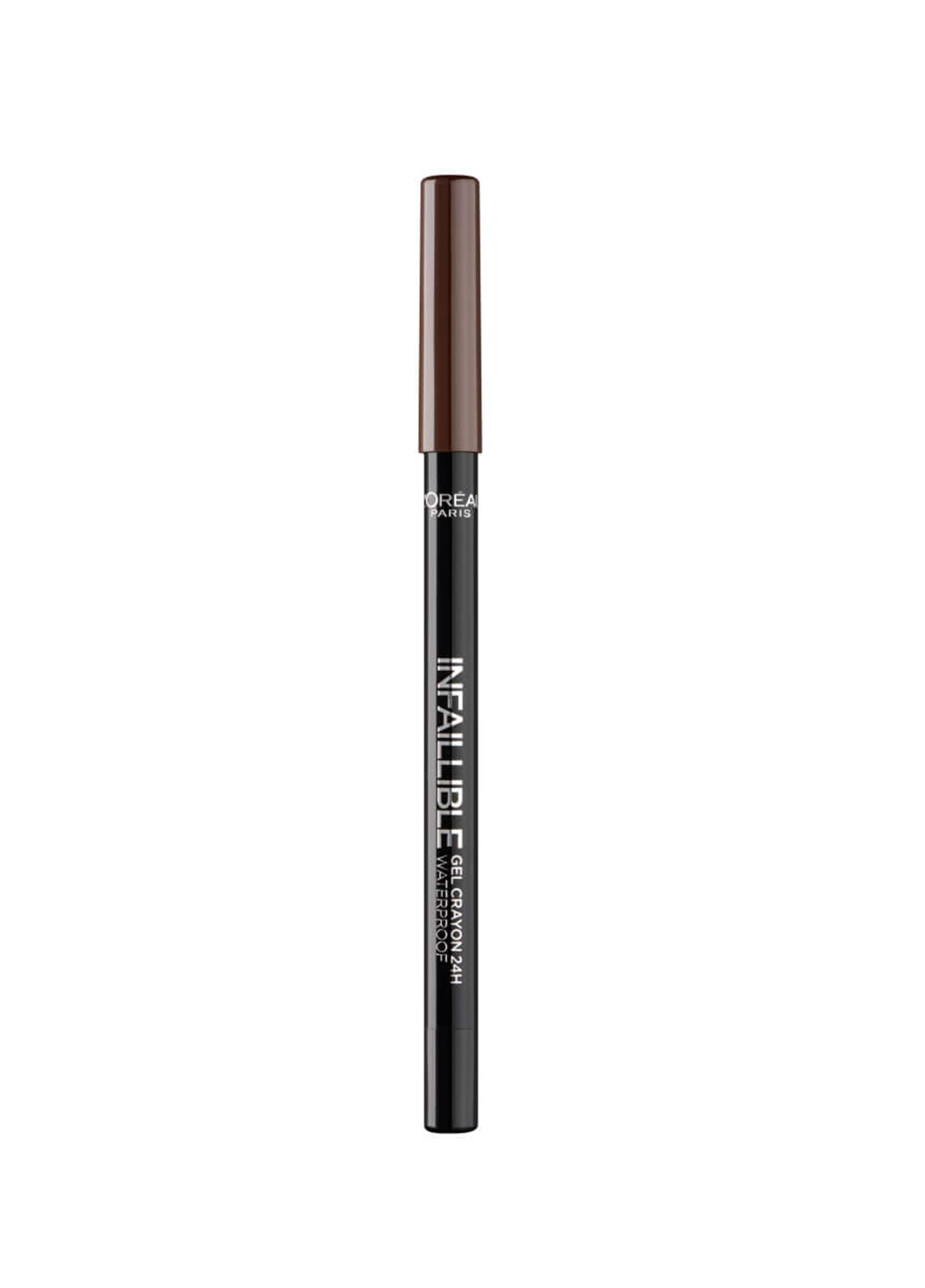 Maybelline & More - INFAILLIBLE GEL CRAYON 03 BROWN