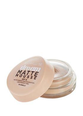 Dream Matte Mouse Foundation No 16 Vanil