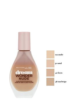 Dream Flawless Nude Foundation No 40 Fawn