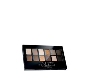 Maybelline & More - EYESHADOW PALETTE THE NUDES