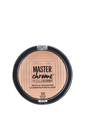 MASTER CHROME METAL HIGHLIGHTER 100 MOLTEN GOLD 9G