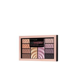 Maybelline & More - EYESHADOW PALETTE TEMPTATION EYE 12G