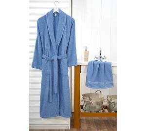 Bathroom Shop - Σετ Μπουρνούζι - Πετσέτα Χεριών Foutastic