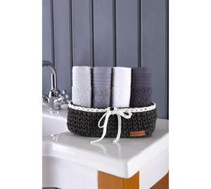 Bathroom Shop - Σετ 5 Τεμ. Πετσέτες Μπάνιου Foutastic