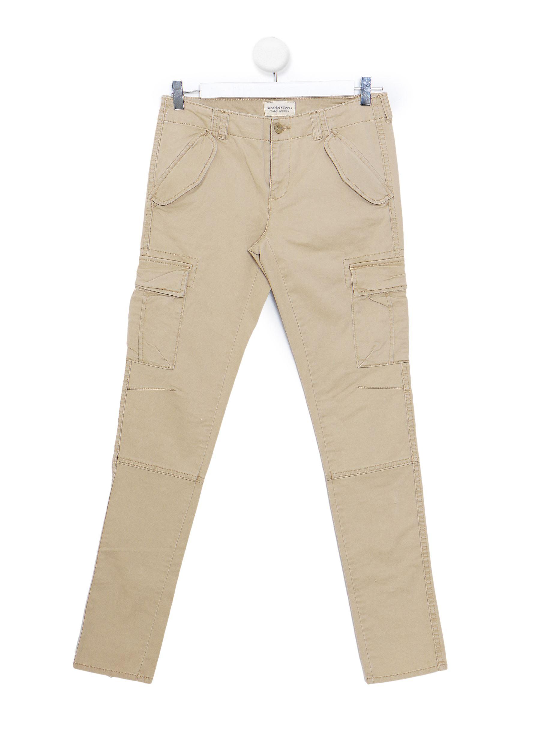 Polo Ralph Lauren - Γυναικείο Παντελόνι DENIM & SUPPLY RL