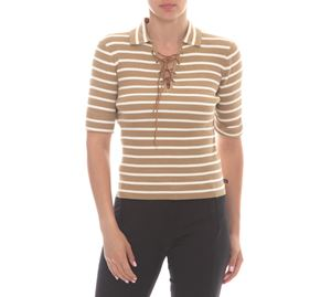Style Refresh - Γυναικείο Πλεκτό POLO JEANS style refresh   γυναικείες μπλούζες