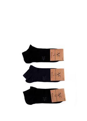Ανδρικό Σετ 3 Ζευγάρια Κάλτσες 19V69 ITALIA