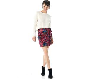Cuteness Boutique - Γυναικεία Φούστα PINK WOMAN