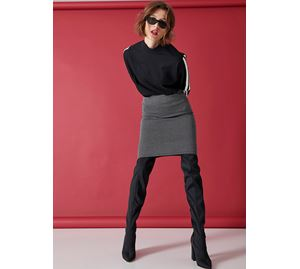Style Stories - Γυναικεία Φούστα PINK WOMAN