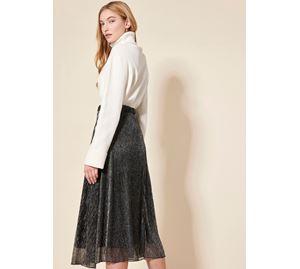 Cozy Clothing - Γυναικεία Φούστα PINK WOMAN