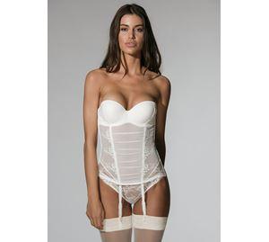 Luna Underwear - Γυναικείο Honeymoon Guepiere LUNA