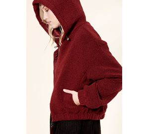 Cozy Clothing - Γυναικεία Γούνα PINK WOMAN