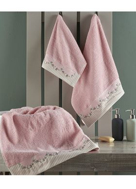 Σετ 3 Τεμ. Πετσέτες ΚΕΝΤΙΑ
