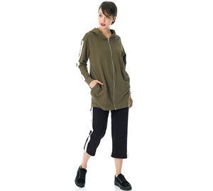 Fashion Memo - Γυναικεία Ζακέτα PINK WOMAN fashion memo   γυναικείες ζακέτες