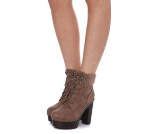 I-Doll Boots - Γυναικείο Sport Μποτάκι I-DOLL i doll boots   γυναικεία υποδήματα