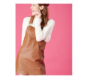 Fashion Bar - Γυναικείο Φόρεμα PINK WOMAN