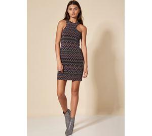 Basic Items - Γυναικείο Φόρεμα PINK WOMAN