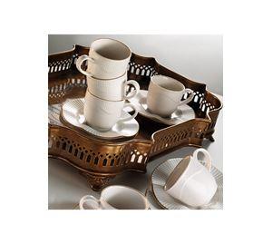 Kitchenware Shop - Σετ Φλυτζάνια 12 τμχ Hermia