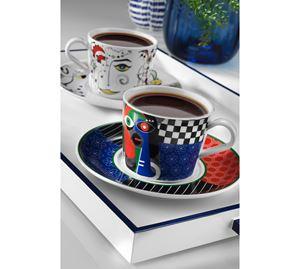 Kitchenware Shop - Σετ Κούπα τσαγιού με πιατάκι Heritage
