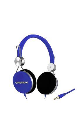 Ρυθμιζόμενα Στερεοφωνικά Ακουστικά On-Ear Grundig
