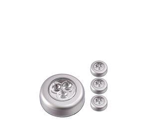 A-Brand Home Appliances - Σετ 3 τεμ. Ασύρματα Σποτ-Φωτάκια Dunlop