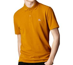 Branded Loungewear - Ανδρική Πόλο Μπλούζα Burberry