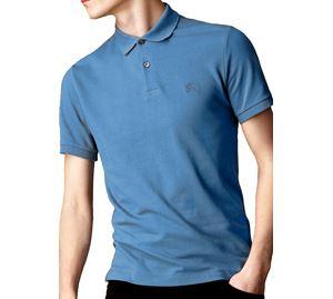 Branded Loungewear - Ανδρική Πόλο Polo Μπλούζα Brit Mε Kουμπιά Burberry