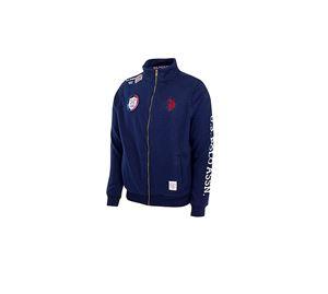 Branded Loungewear - Ανδρική Ζακέτα U.S. Polo Assn branded loungewear   ανδρικές ζακέτες