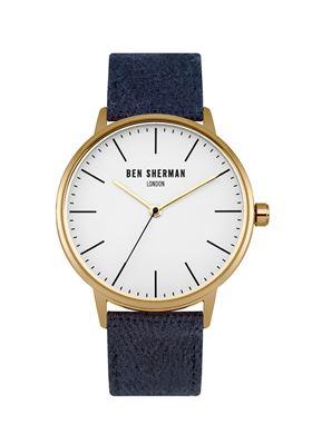 Αναλογικό Ανδρικό Ρολόι Χειρός Ben Sherman