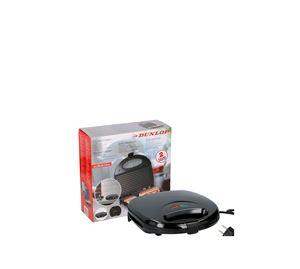 A-Brand Home Appliances - Τοστιέρα Σαντουιτσιέρα Panini 750W Dunlop