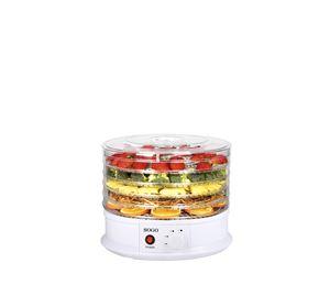 Let's Cook! - Αποξηραντής Τροφίμων - Φρούτων Και Λαχανικών 250W Sogo