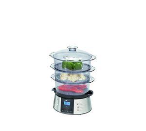 A-Brand Home Appliances - Ατμομάγειρας 800W Clatronic