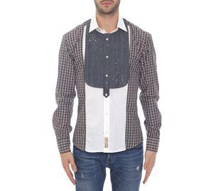 Sinequanone & More - Ανδρικό Καρό Πουκάμισο TAKESHY KUROSAWA sinequanone   more   ανδρικά πουκάμισα