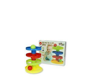 Children's World - Παιδικός Κυκλικός Πύργος Let's Play