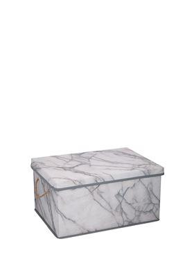 Υφασμάτινο Κουτί Αποθήκευσης CB
