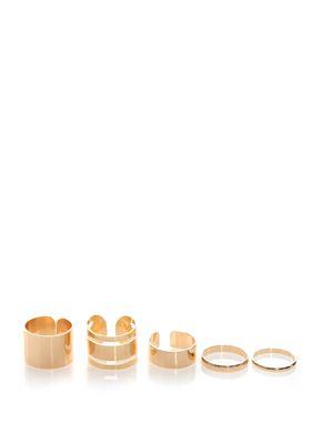 Γυναικείο Σετ 5 Δαχτυλίδια PAOLITAS DREAM