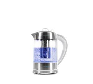 A-Brand Home Appliances - Ασύρματος Γυάλινος Ηλεκτρικός Βραστήρας Clatronic