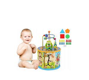 Children's World - Βρεφικός Παιδικός Κύβος Cb