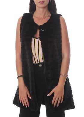 Γυναικείο Αμάνικο Παλτό Alloro Boutique
